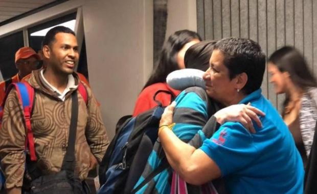 Regresan desde Perú a Venezuela 89 venezolanos víctimas de la xenofobia 2018-165