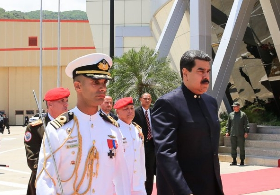 Nicolás Maduro, Venezuela, China