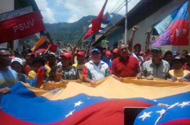 Trujillanos marcharon contra el imperialismo y defensa de la paz 2018-203