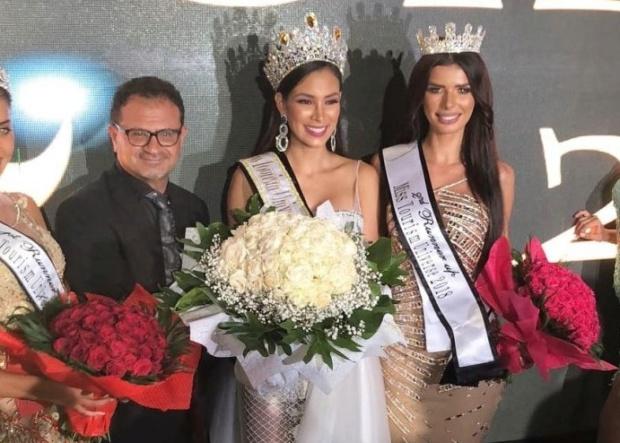 Miss Turismo Universo 2018, Ana Cáceres