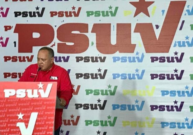 Diosdado Cabello destaca crecimiento del 7% de la matricula escolar 2018-224