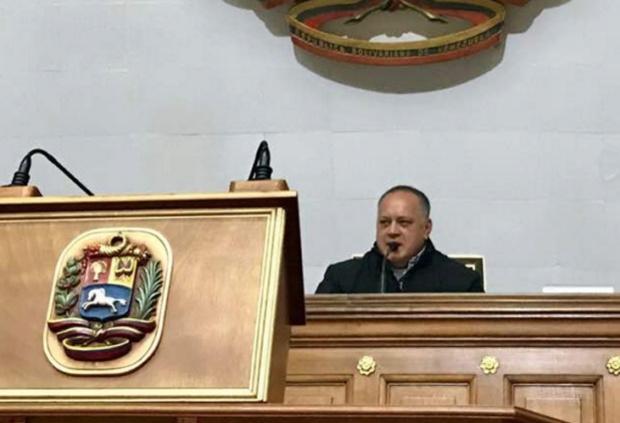 Diosdado Cabello, ANC
