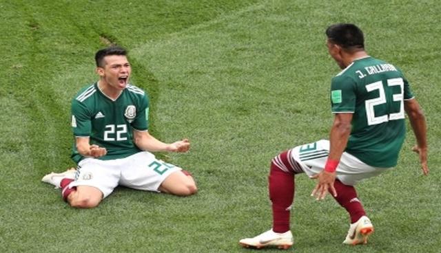 Rusia 2018: México da la sorpresa y se impone a la actual campeona del mundo Alemania por 1-0 20180610