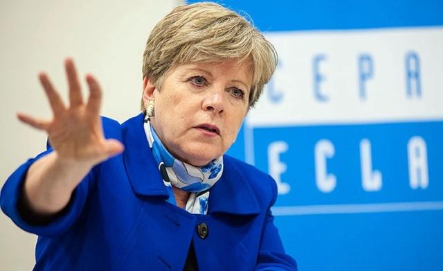 Secretaria Ejecutiva de la Comisión Económica para América Latina y el Caribe de las Naciones Unidas (Cepal), Alicia Bárcena