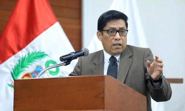 jefe de Gabinete peruano, Vicente Zeballos