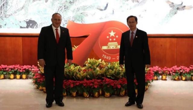Venezuela y China comparten experiencias exitosas en organización comunal