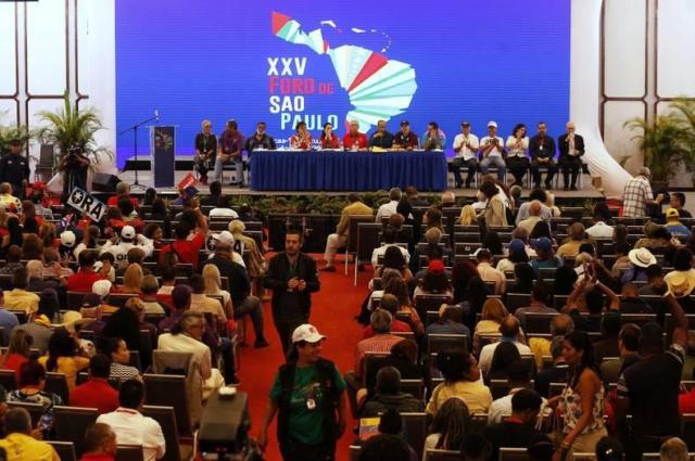 Maduro: Foro de Sao Paulo muestra que estamos más unidos que nunca