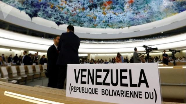 Venezuela en el Consejo de DDHH de la ONU