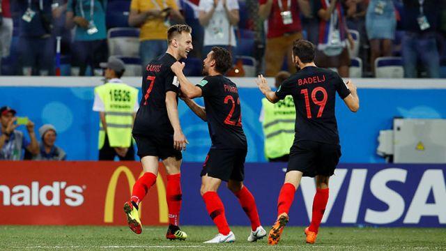 Rusia 2018: Croacia gana a Dinamarca por penaltis y se cruzará con Rusia en cuartos de final 20656910