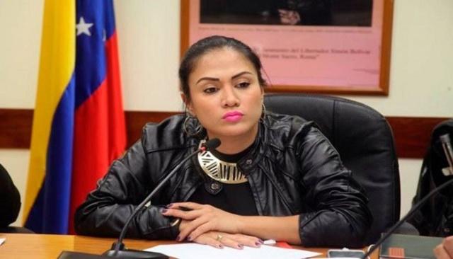 """Gobernadora adeca de Táchira invitó a la dirigencia opositora a """"desprenderse de su agenda personal"""" 22448410"""