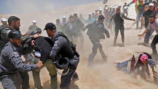 Israel asesina a Palestinos