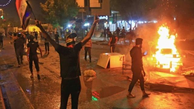 violencia en Irak y Líbano