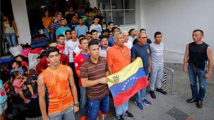 Sacaron a militares desertores venezolanos de hotel en Cúcuta