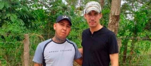 Juan Guaidó y narcotraficantes colombianos