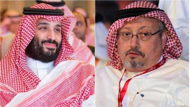 Mohammed bin Salmán, Jamal Khashoggi