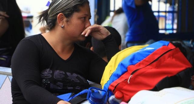 Venezolanos sufren ataques en Perú