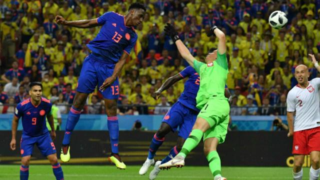 Rusia 2018: Colombia logra sumar 3 puntos al vencer a una Polonia débil 40710