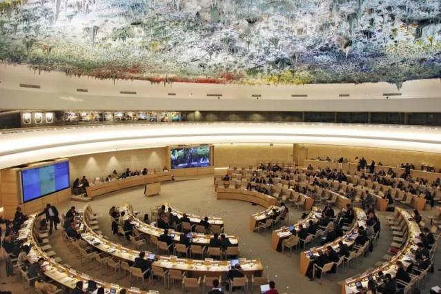 Consejo de Derechos Humanos de la Organización de las Naciones Unidas (ONU)