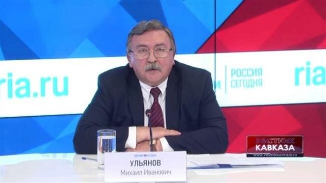 Mikhail Ulyanov