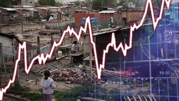 Crece la pobreza en Argentina