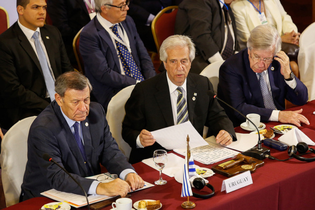 Gobierno de Uruguay 2019
