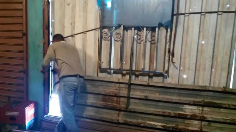 """Dueños de negocios saqueados en Guayana culpan a """"hordas de opositores"""" de los robos 48104d10"""