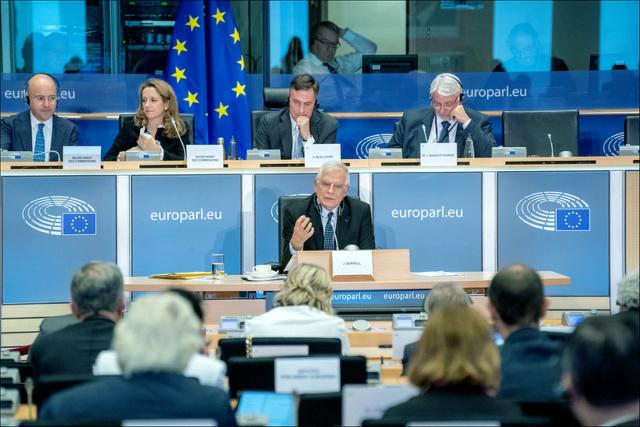 Alto representante para Asuntos Exteriores y Política de Seguridad de la Unión Europea, Josep Borrel