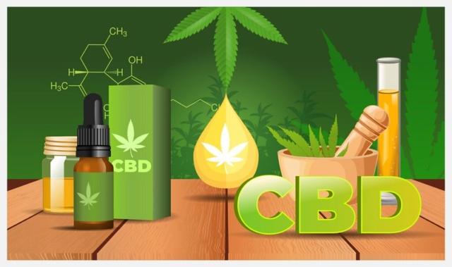 aceite de Cannabis, CBD