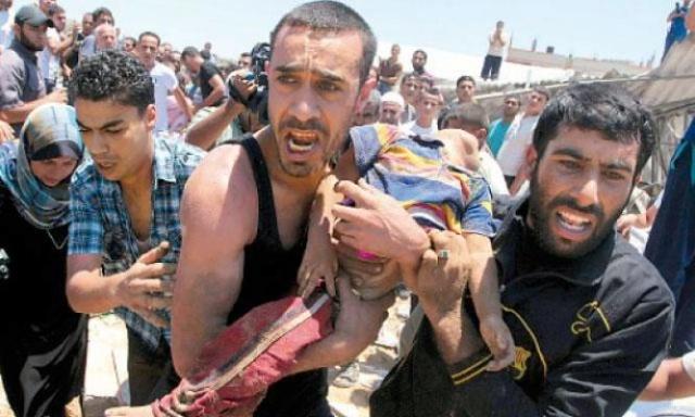 El Herodes de los nuevos tiempos: Israel ha matado en los últimos 17 años a más de 3 mil niños palestinos 5124710