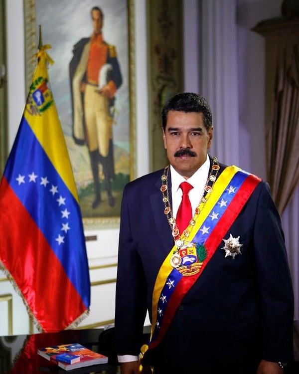 La foto del Presidente Nicolás Maduro que Juan Guaidó no quieras que veas 56990410