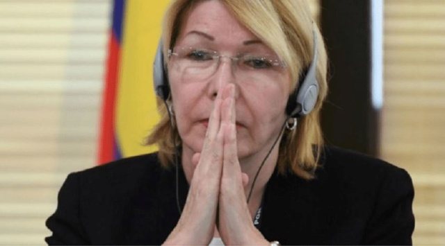 Corrupta, Luisa Ortega Díaz