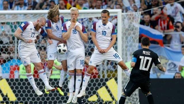 Rusia 2018: Argentina empata 1 a 1 al no poder superar la muralla defensiva de Islandia 5b252710