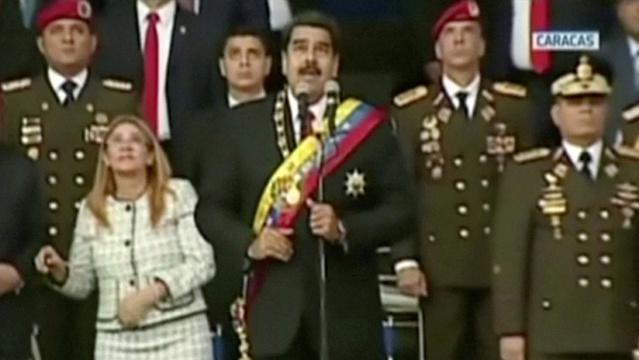 España condena y rechaza el fallido atentado contra el Presidente Maduro 5b66f210