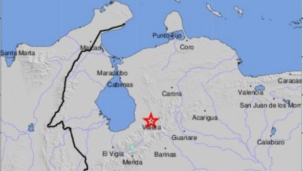 Temblor en Trujillo