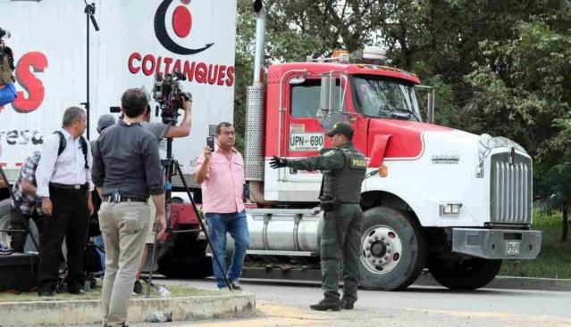 Camiones colombianos
