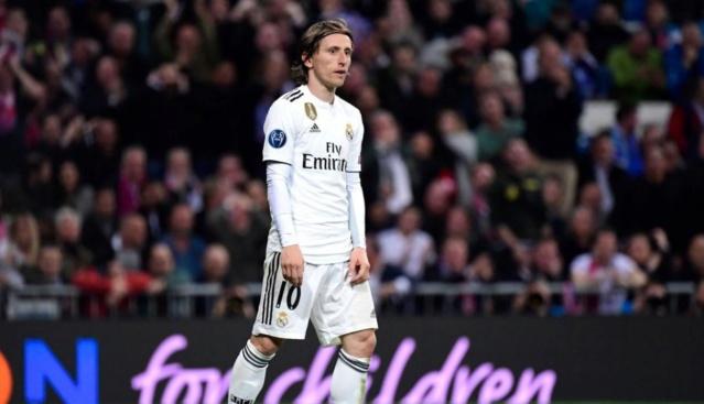 Eliminación del Real Madrid en la Liga de Campeones