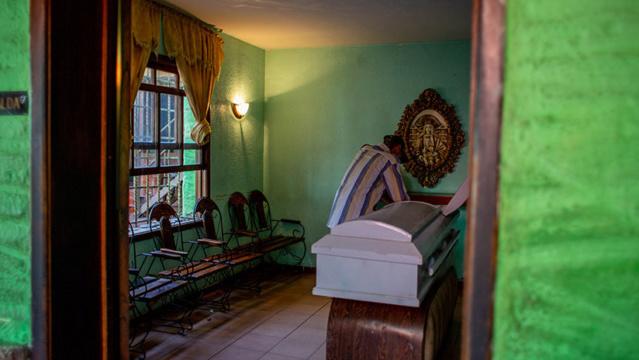 Fallece en Caracas el último familiar real y directo del Libertador Simón Bolívar: murió en humildad 5cc63e10