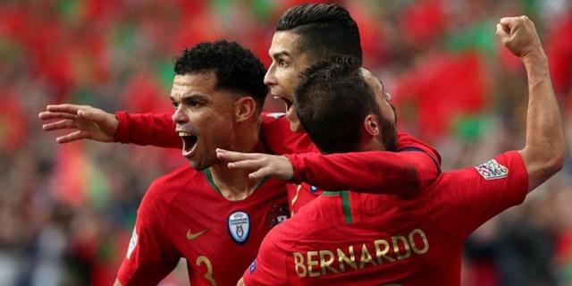 Portugal gana la Liga de las Naciones de la UEFA