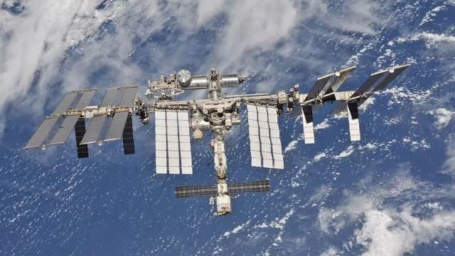 Estación Espacial Internacional EEI