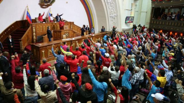 Diosdado Cabello en la ANC