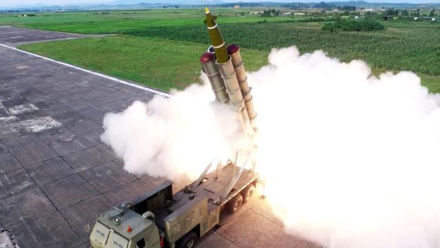 sistema lanzacohetes múltiple supergrande