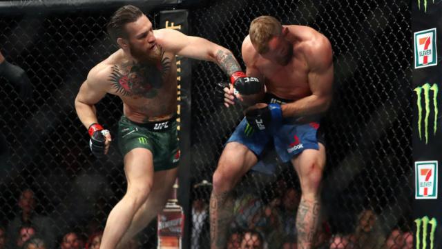 Conor McGregor ha vencido en el combate contra el estadounidense Donald Cerrone