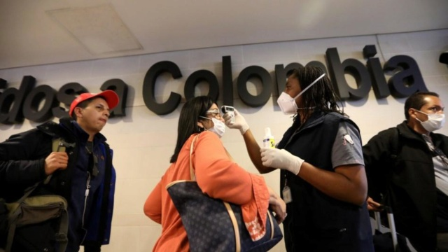 Colombia confirma caso de Coronavirus