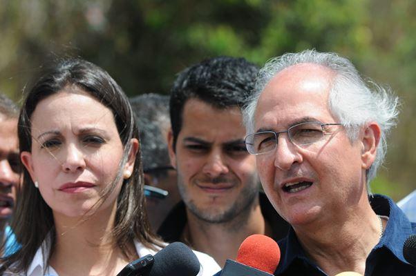 Claudio Fermín llamó a María Corina y a Antonio Ledezma venenosos y creadores de conflictos 63528510