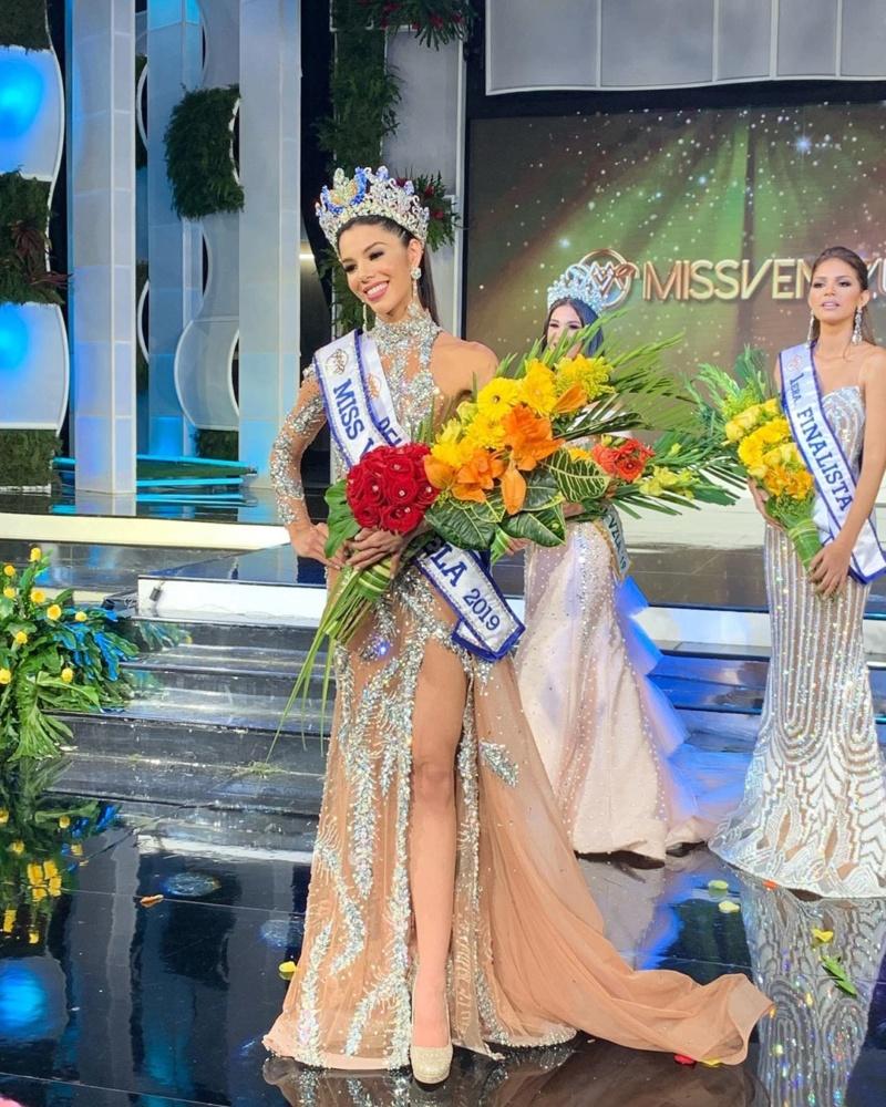 La nueva Miss Venezuela es Delta Amacuro, Thalia Olvino 65875510