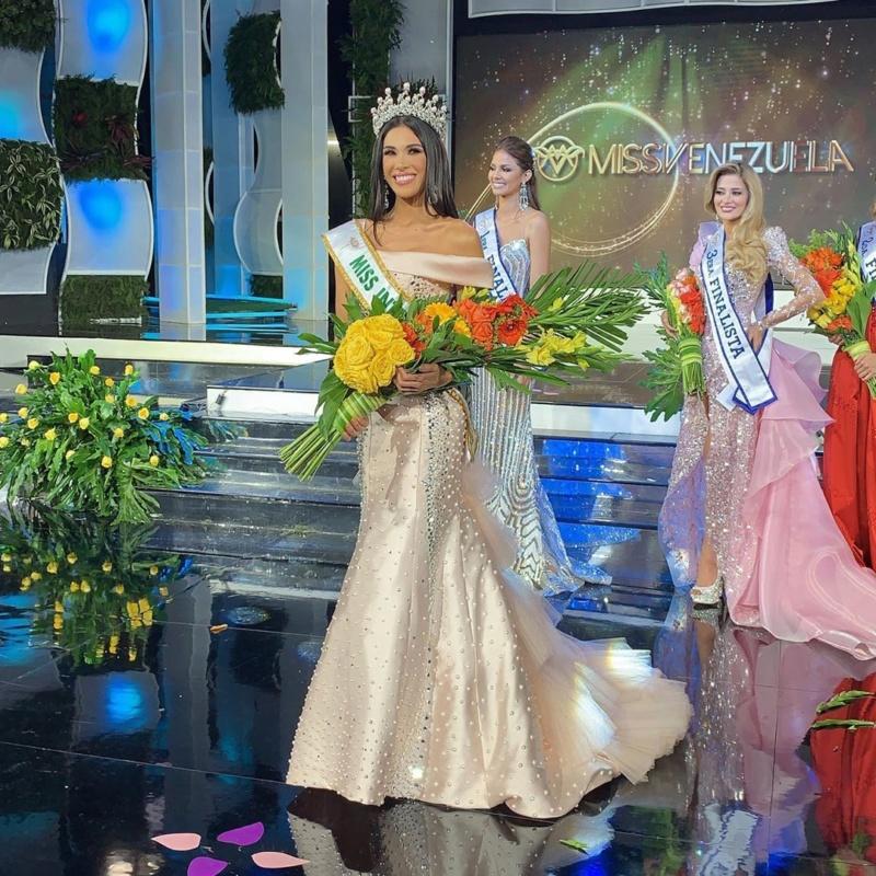 La nueva Miss Venezuela es Delta Amacuro, Thalia Olvino 66443510