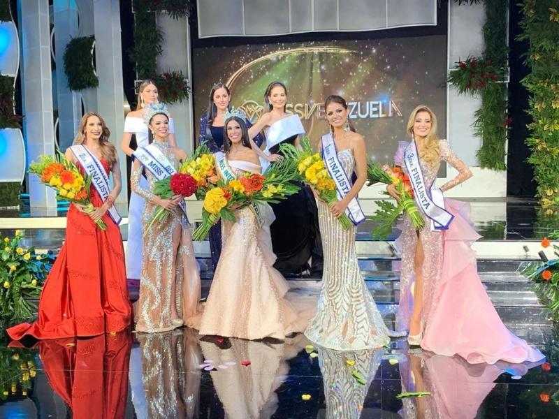 La nueva Miss Venezuela es Delta Amacuro, Thalia Olvino 66705810