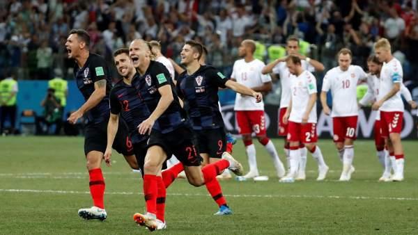 Luchó hasta el final: Rusia se despide del mundial 2018 al caer en ronda de penaltis ante Croacia 73609910