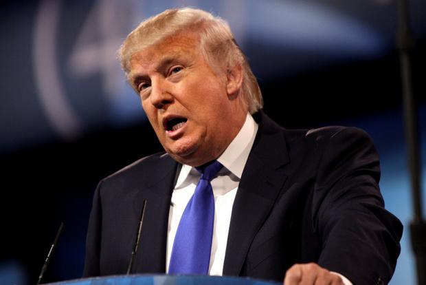 Psicópata Donadl Trump
