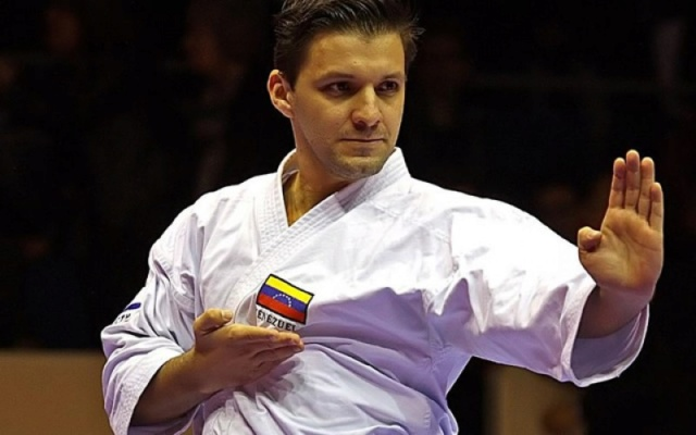Antonio Díaz ganó su sexta medalla de oro en juegos Centroamericanos 9-2510